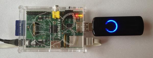 Aeon Labs Z-Stick with a Raspberry Pi – ago control – open source